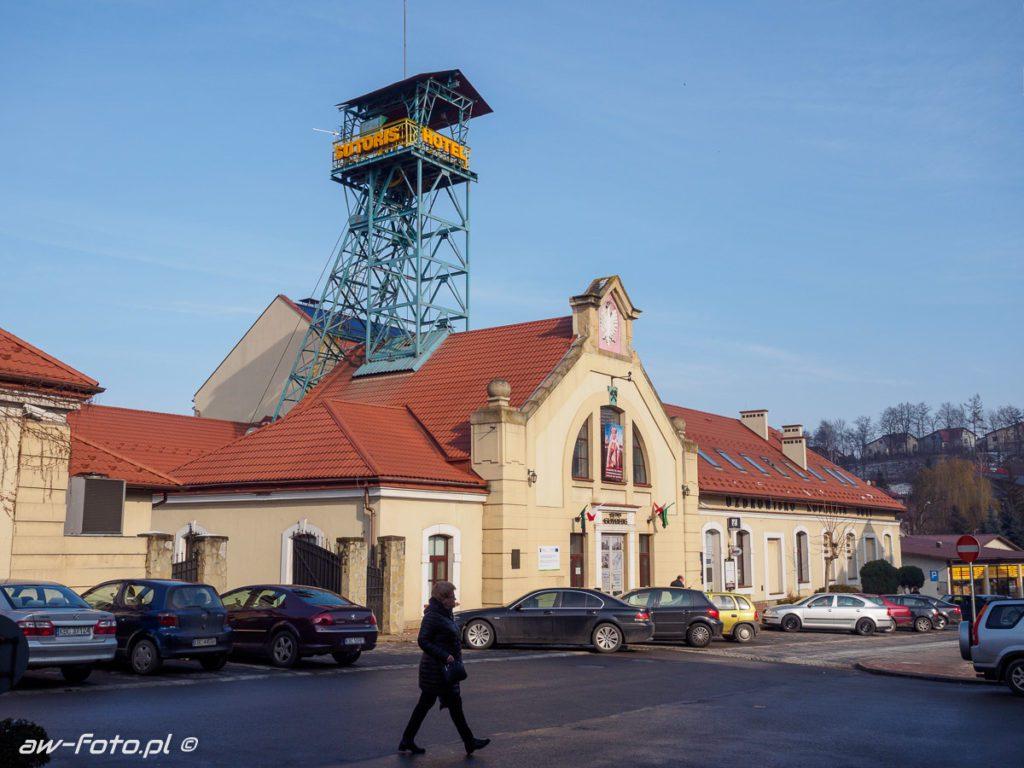 Szyb Sutoris w Bochni, szlak Bocheńskich wagoników (NaCl)