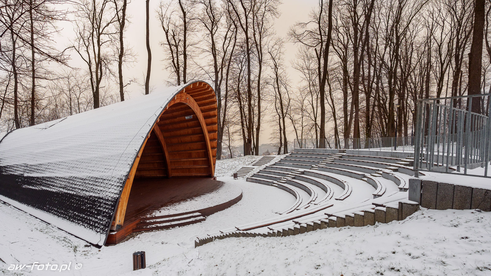 Uzbornia Amfiteatr w Bochni