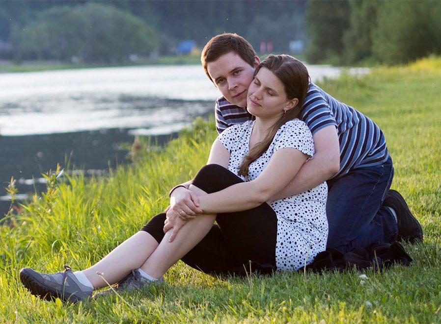 O nas Ania i Wojtek
