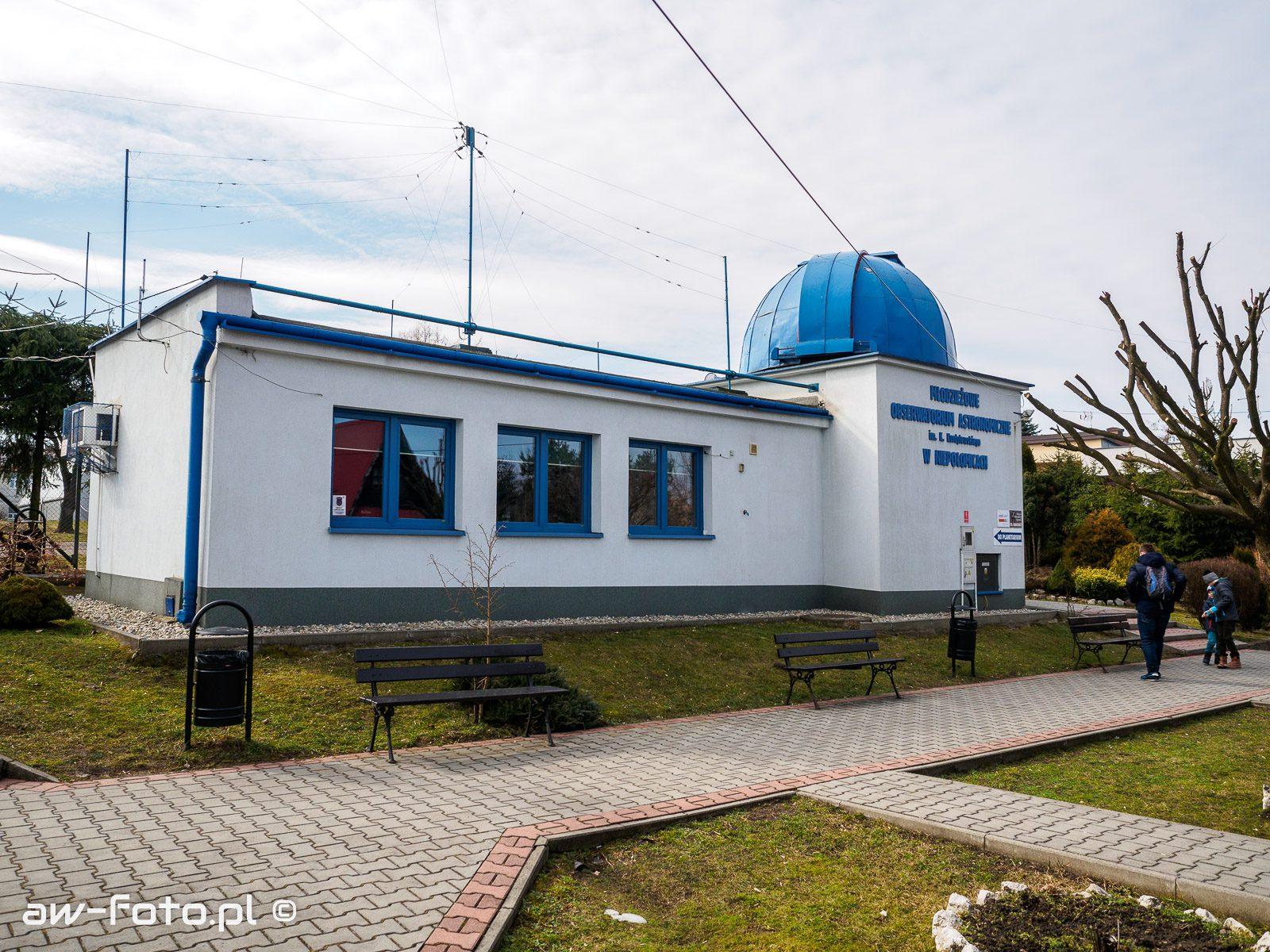 MOA - Młodzieżowe Obserwatorium Astronomiczne w Niepołomicach
