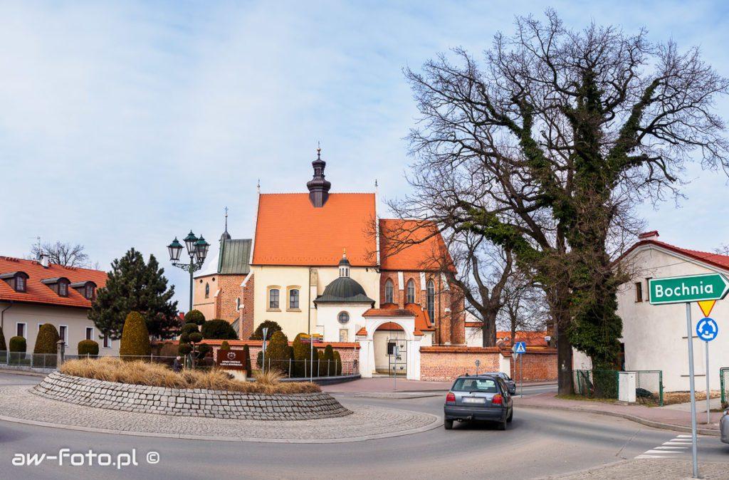Kościół pw. Dziesięciu Tysięcy Męczenników w Niepołomicach