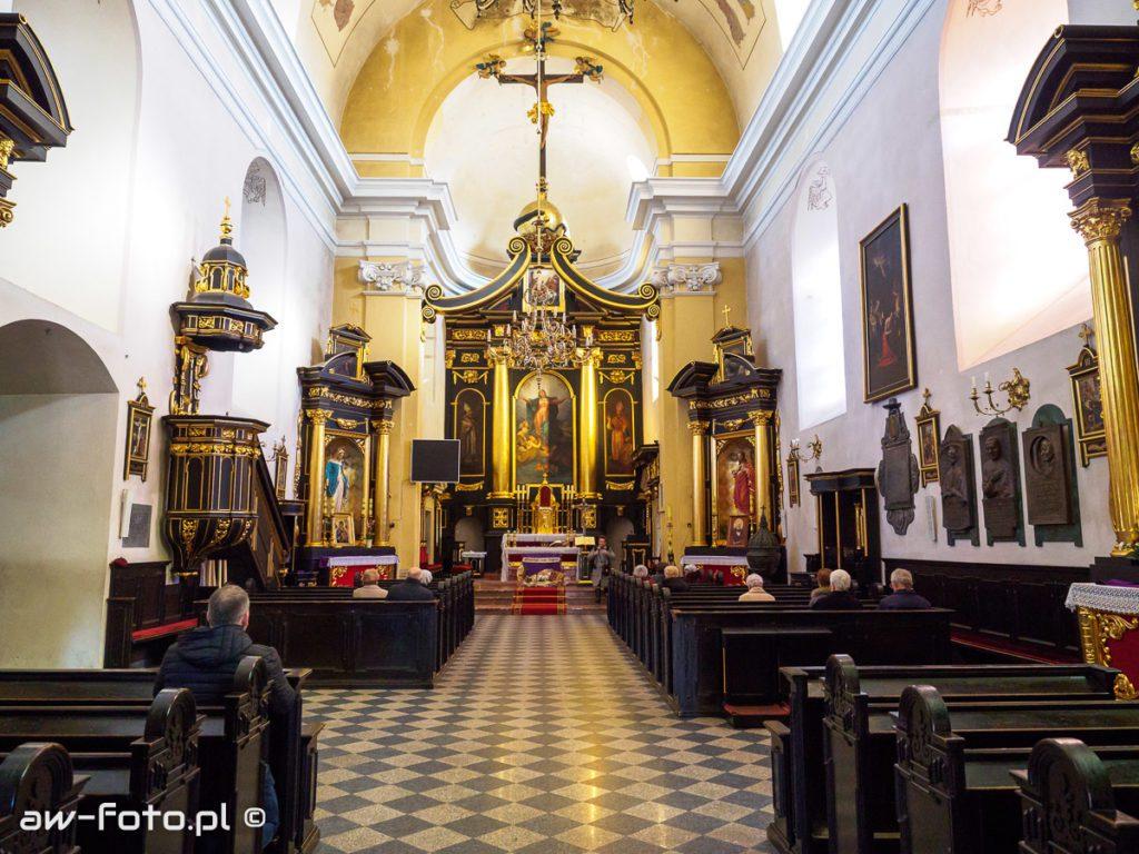 Kościół pw. Wniebowzięcia NMP w Nowym Wiśniczu