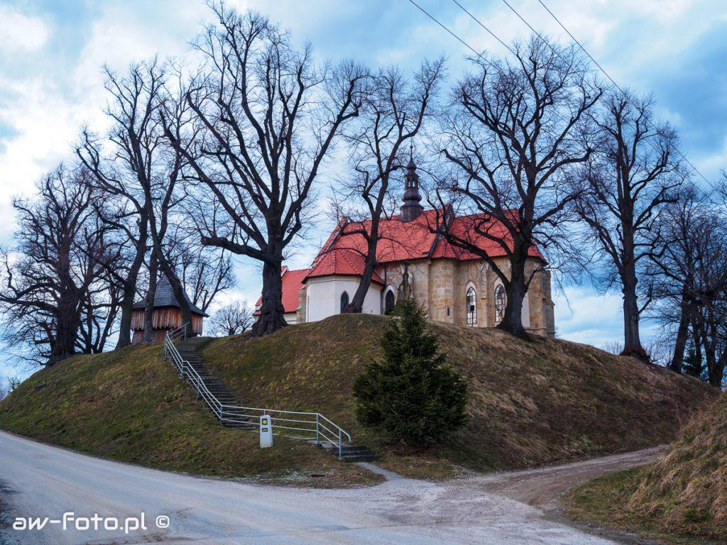 Via Regia Antiqua - Kościół Narodzenia Najświętszej Maryi Panny w Łapczycy