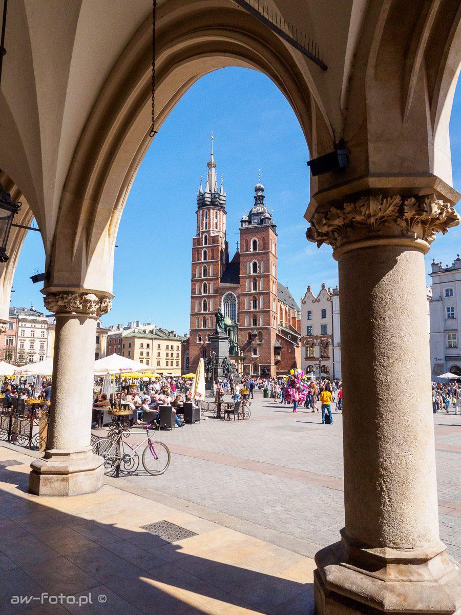 Bazylika Mariacka Wniebowzięcia Najświętszej Marii Panny w Krakowie