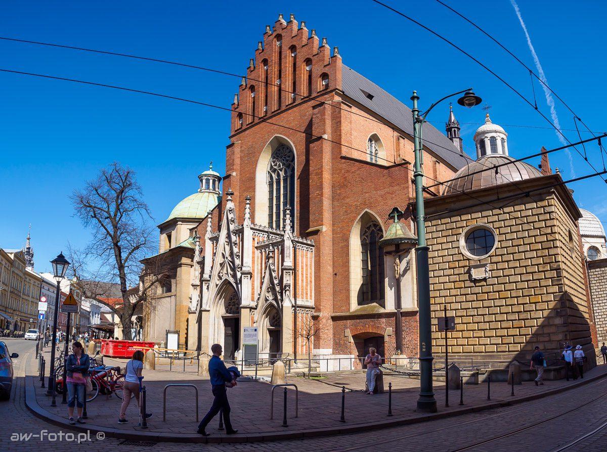 Kościół OO. Dominikanów w Krakowie - Kościół św. Trójcy