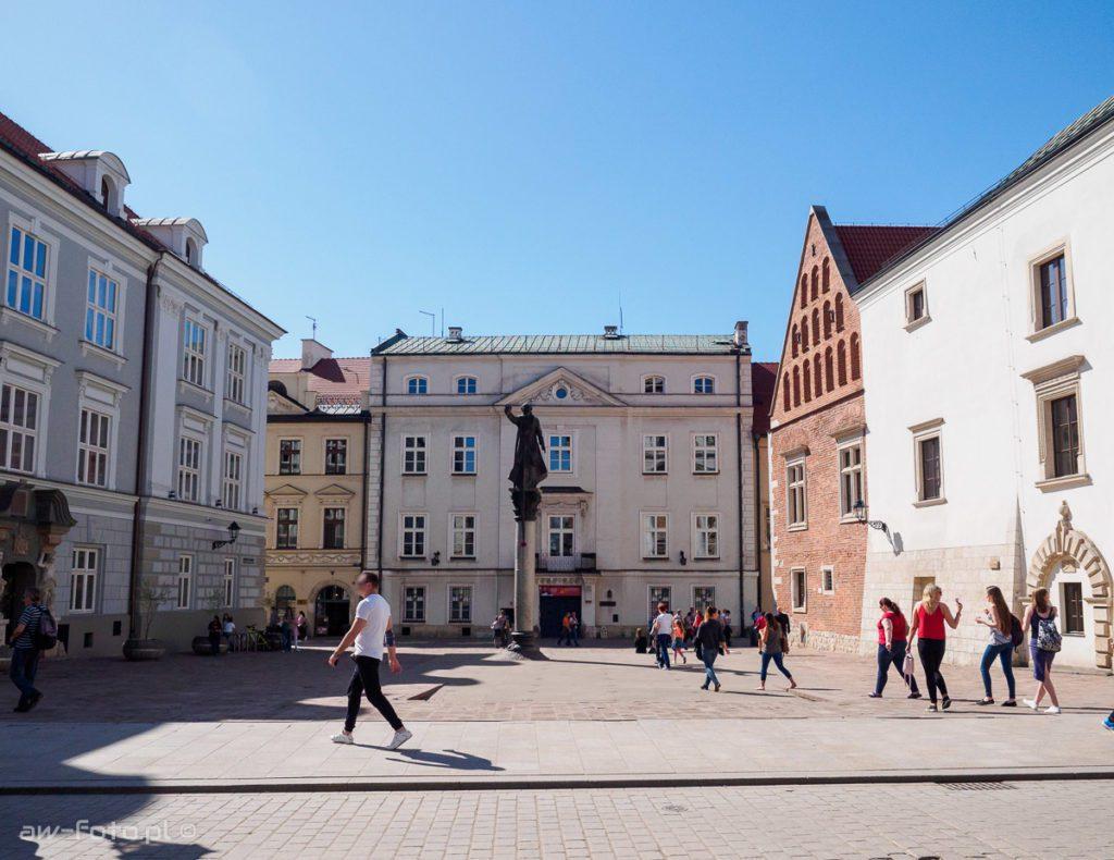 Pomnik Piotra Skargi w Krakowie