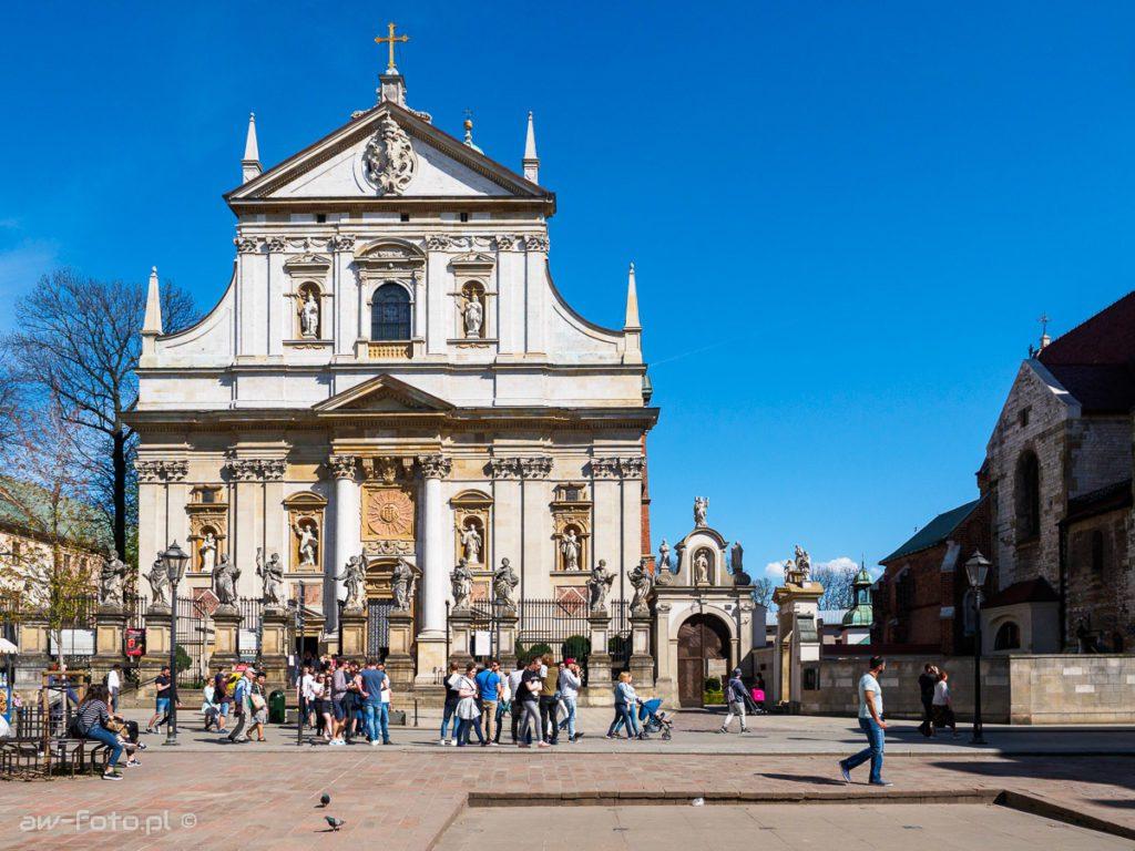 Kościół św Piotra i Pawła w Krakowie