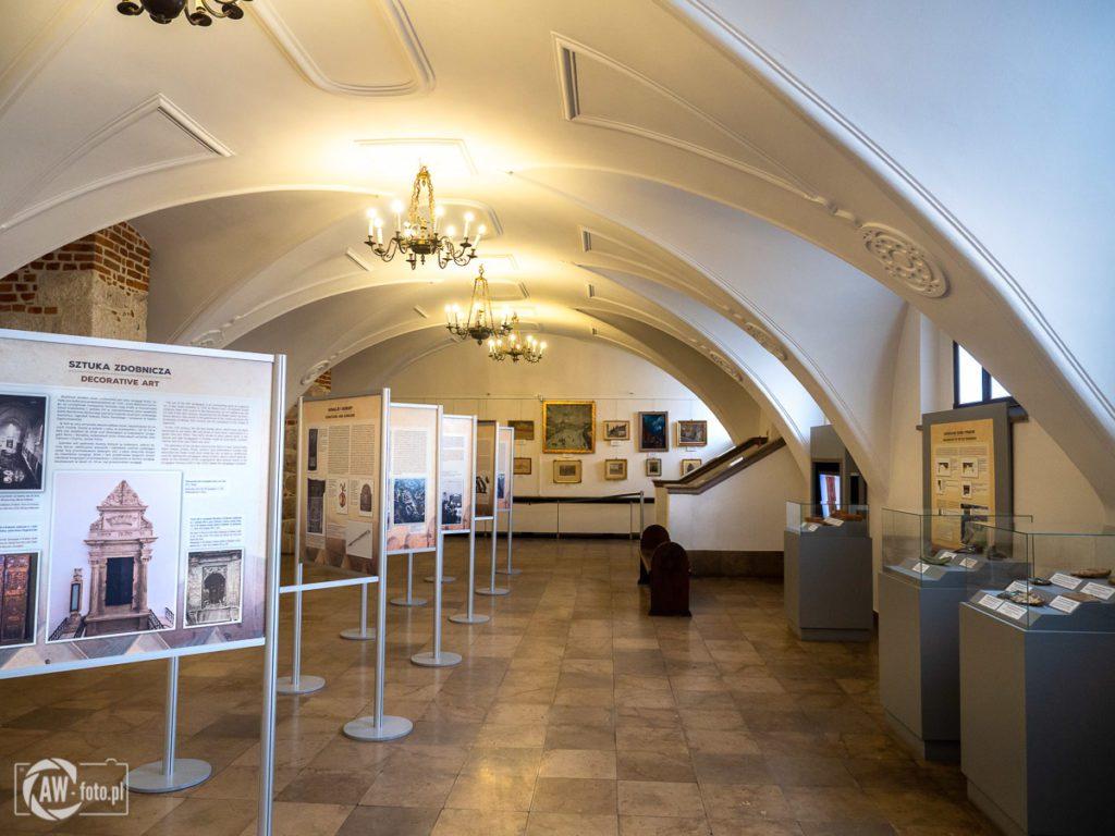 Stara Synagoga w Krakowie - Babiniec północny