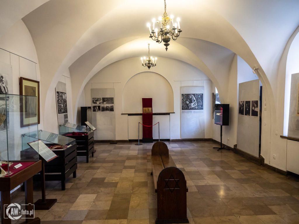 Stara Synagoga w Krakowie - Babiniec południowy