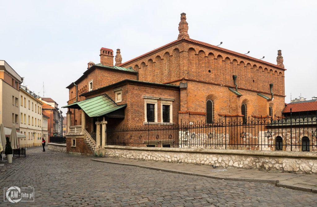 Stara Synagoga w Krakowie - budynek