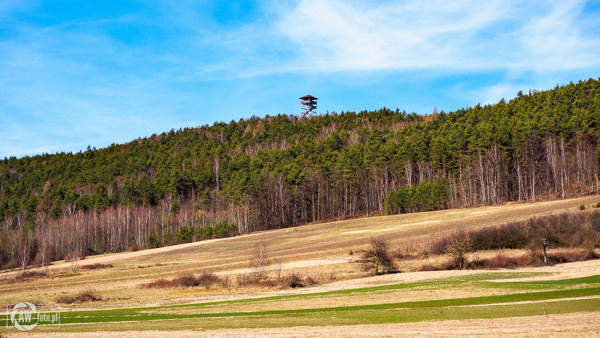 Wieża widokowa Szpilówka Iwkowa