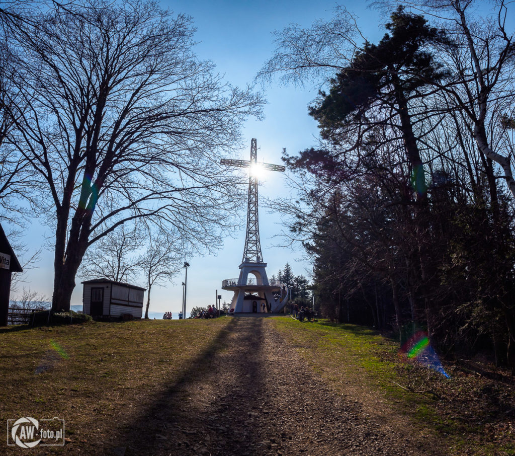Krzyż Milenijny w Limanowej