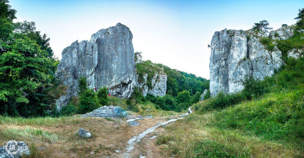 Dolina Bolechowicka - Brama Bolechowicka