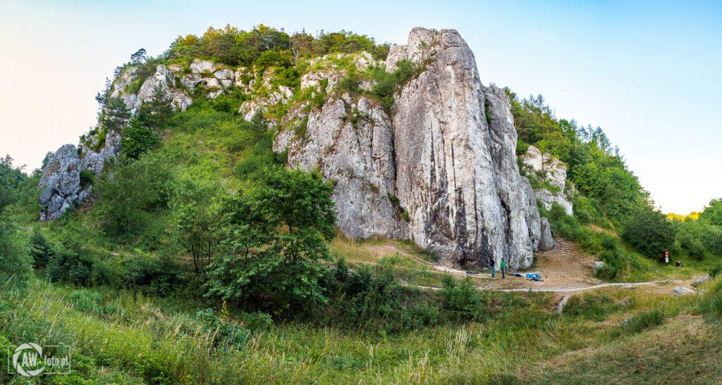 Dolina Bolechowicka - Filar Abazego