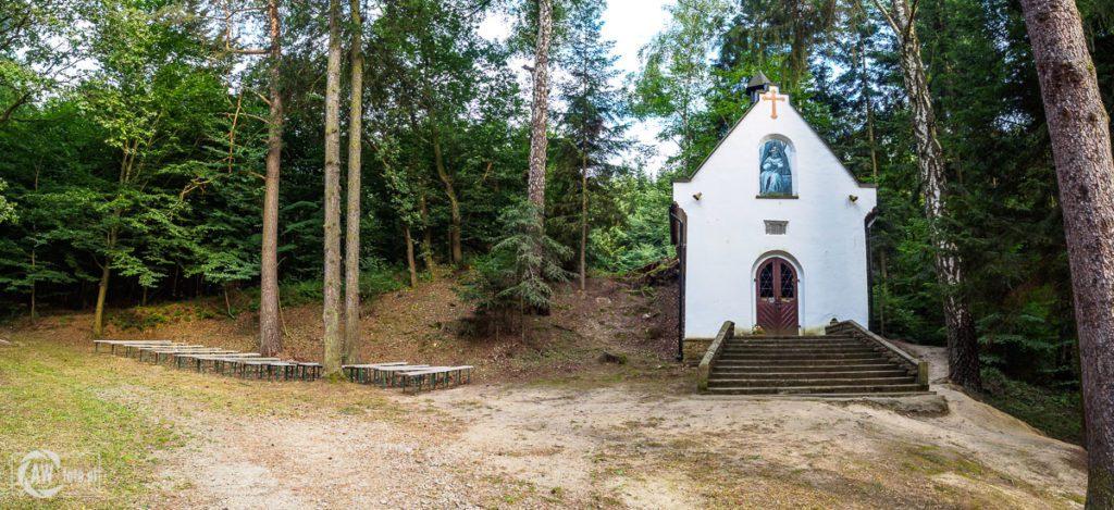 Pustelnia św. Swierada w Topiu