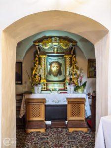 Sanktuarium Świętych Pustelników Świerada i Benedykta w Tropiu - kaplica boczna