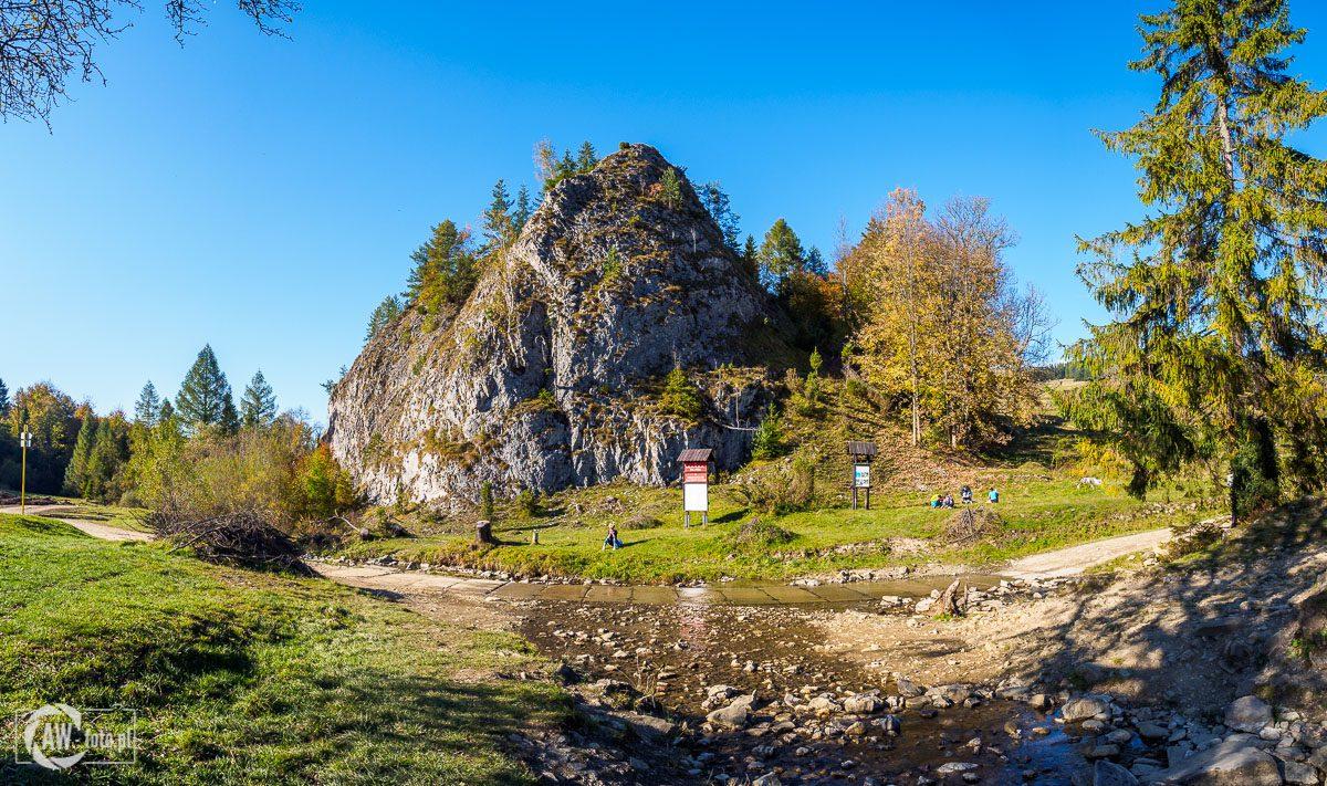 Rezerwat Biała Woda - Kociubylska Skała