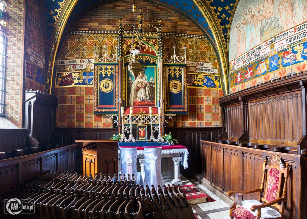 Bazylika św. Mikołaja w Bochni - kaplica św. Kingi