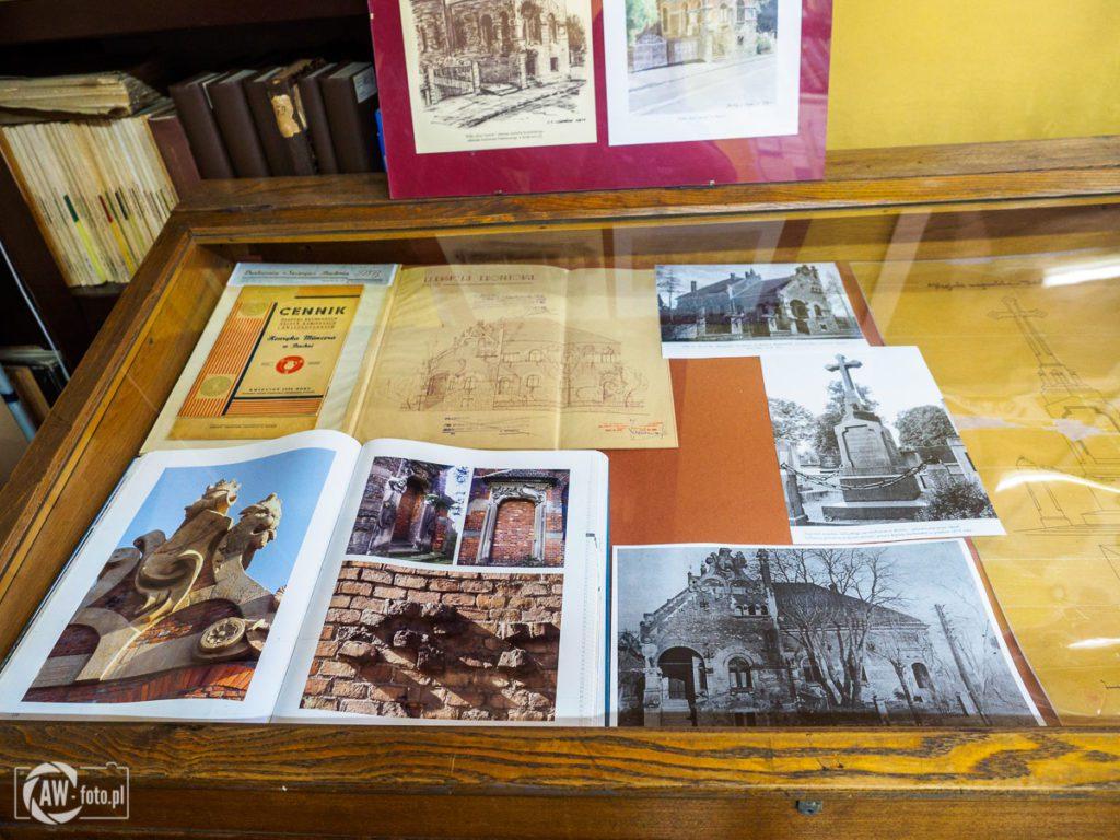 Archiwum Państwowe w Bochni na dawnych zdjęciach