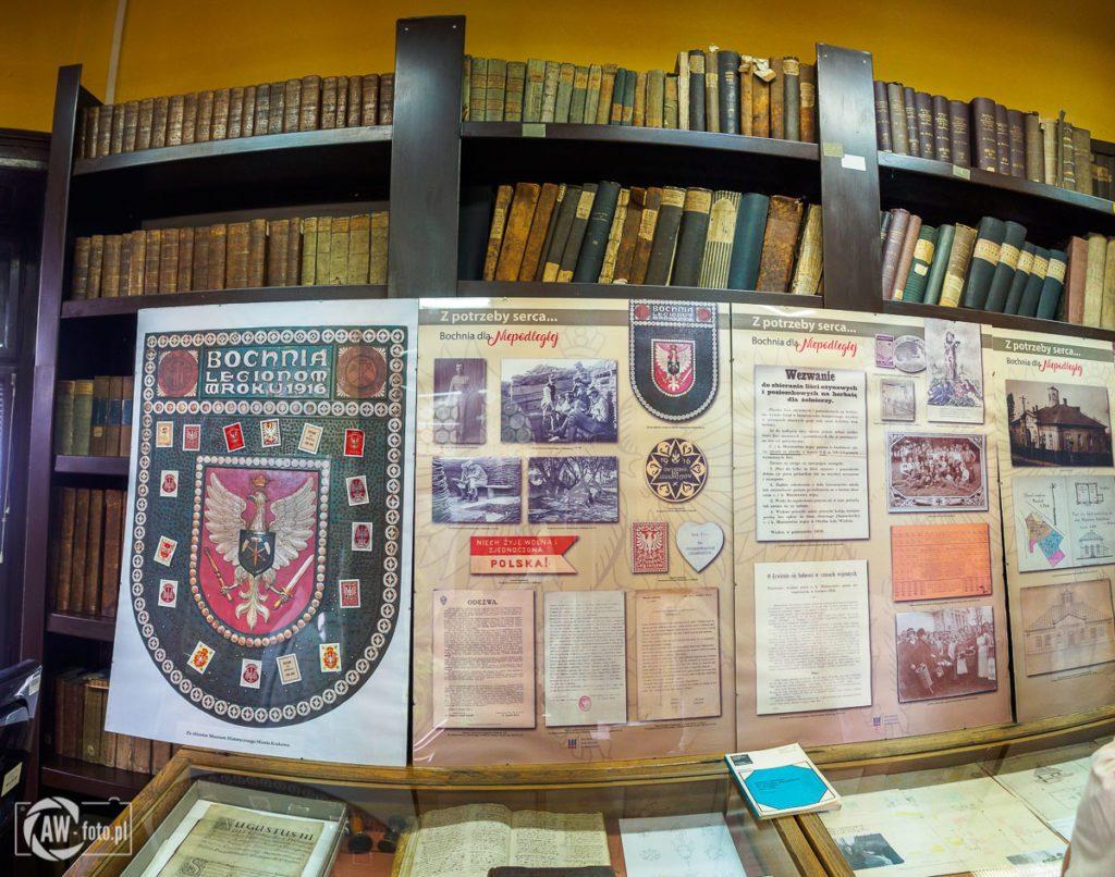Archiwum Państwowe w Bochni - wystawa
