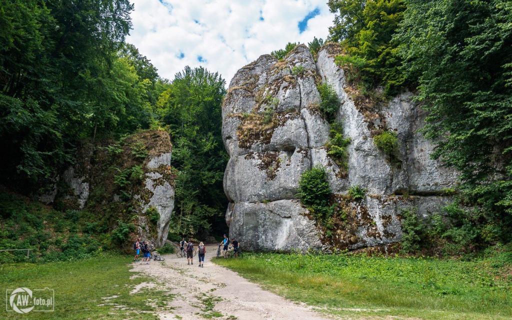Ojcowski Park Narodowy - Brama Krakowska