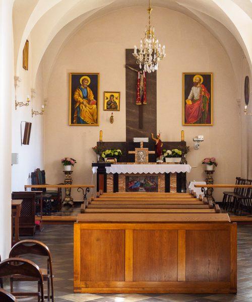 Kaplica Męki Pańskiej , Kościół św. Apostołów Piotra i Pawła w Krakowie