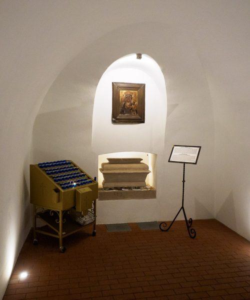 Krypta księdza Piotra Skargi- Kościół św. Apostołów Piotra i Pawła w Krakowie