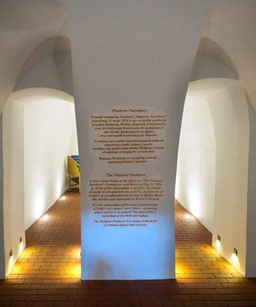 Panteon Narodowy - Kościół św. Apostołów Piotra i Pawła w Krakowie