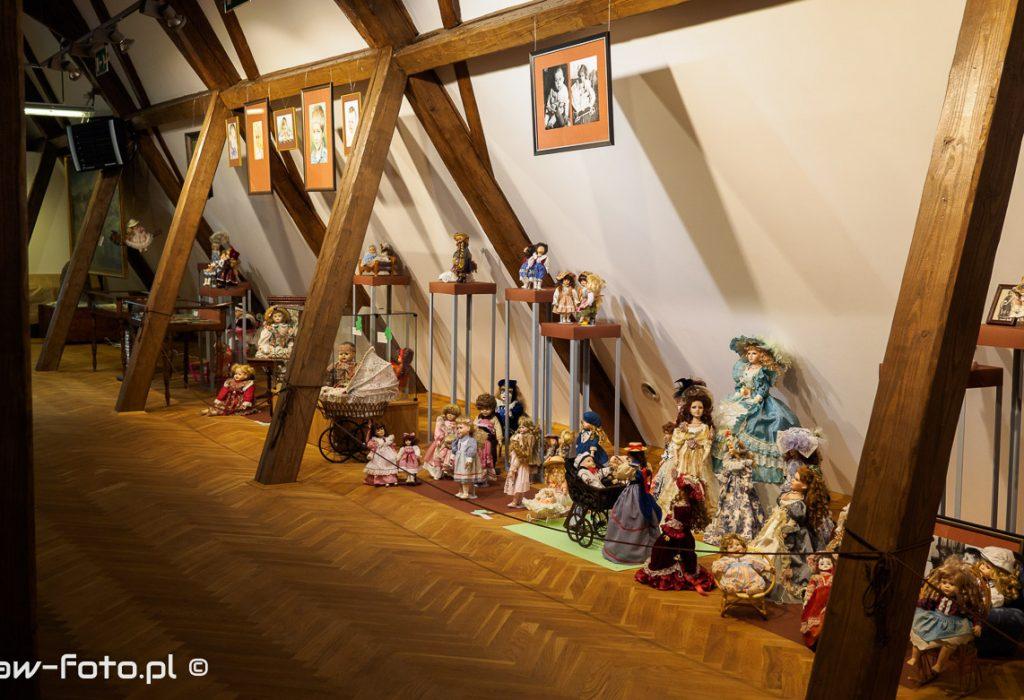Muzeum im. Stanisława Fischera w Bochni - czasowa wystawa zabawek
