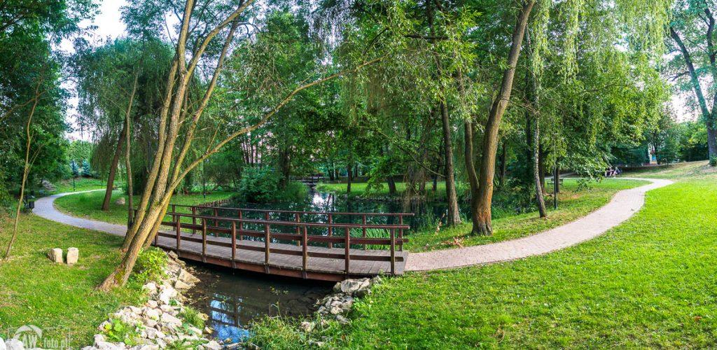 Park w Bolechowicach